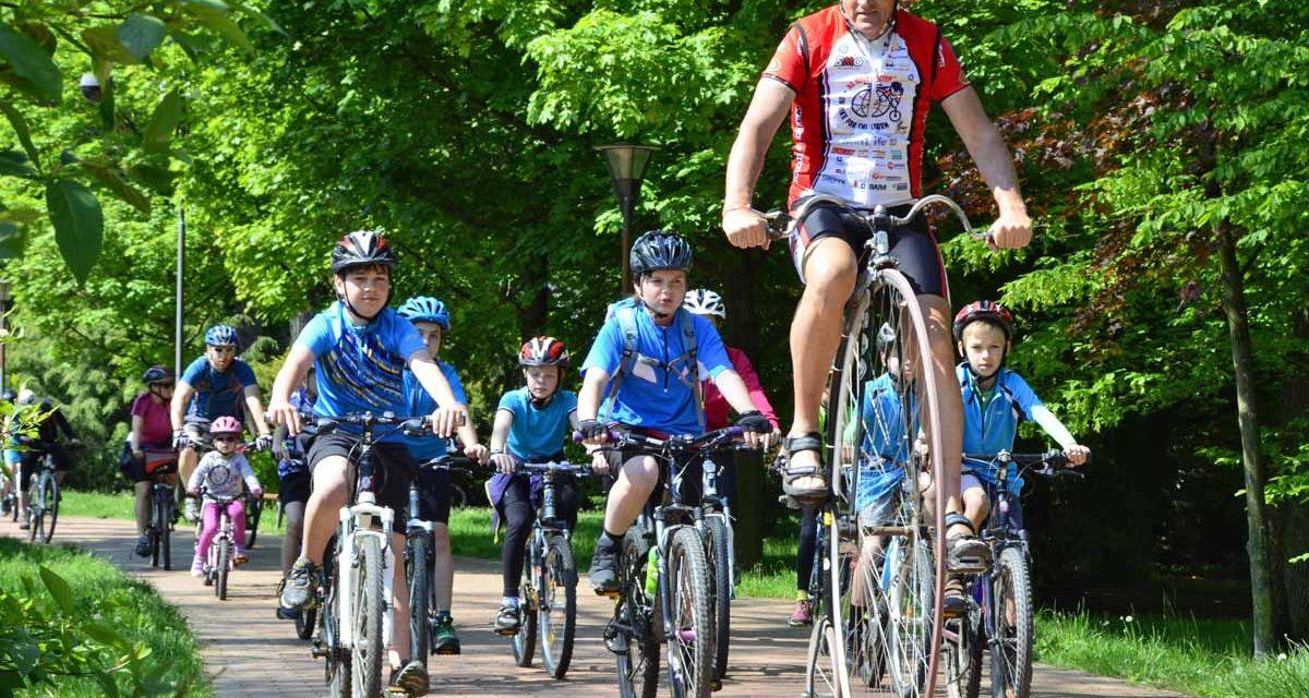 Přidejte se na dětskou cyklojízdu s Josefem Zimovčákem