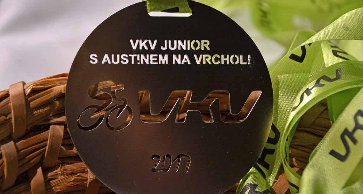 FOTO: Vyhlášení juniorské kategorie