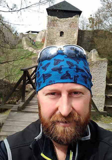 David Doležel zdolal vrcholy bez přiblížení
