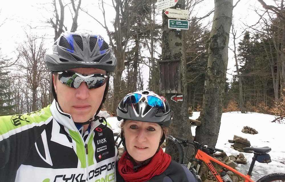 Monika Kuráňová a Petr Buksa ve VKV opět spolu