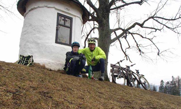 Metoděj a Antonín Liebelovi zdolali 50 vrcholů za 3 dny!