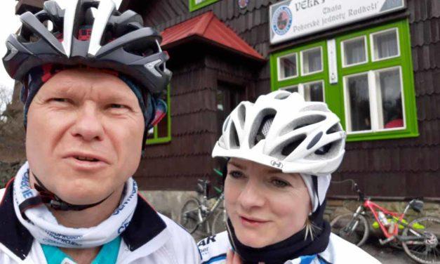 Eva Ostrušková nejrychlejší ženou, doprovázel ji Jaroslav Zámečník