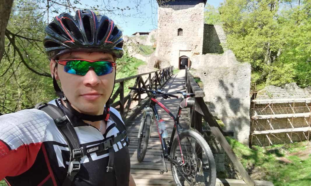 104. místo: David ADÁMEK (Ratiboř)