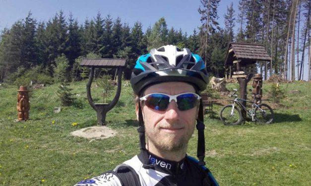 Petr Holička zdolal letos už třetí Vrchařskou korunu