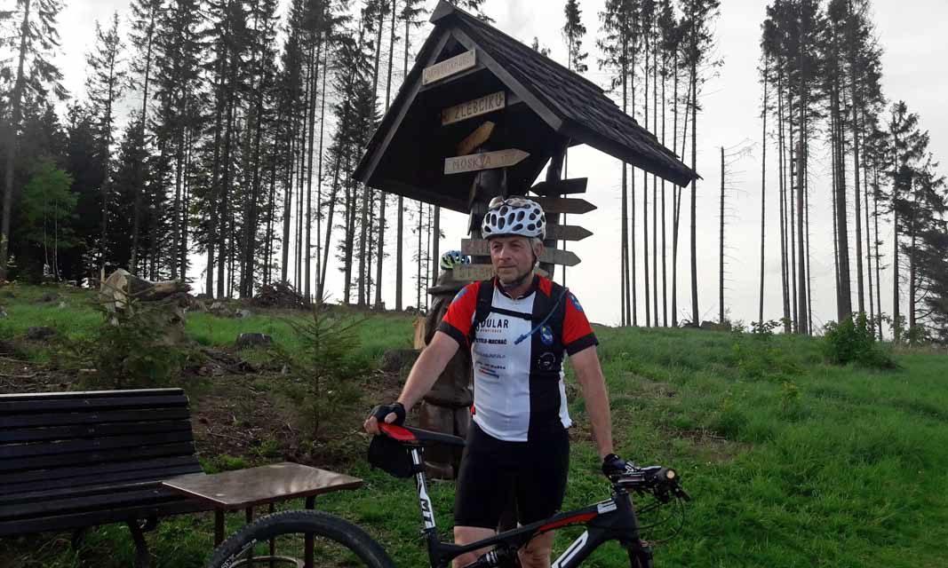 99. místo: Stanislav MACHAČ (Valašská Polanka)