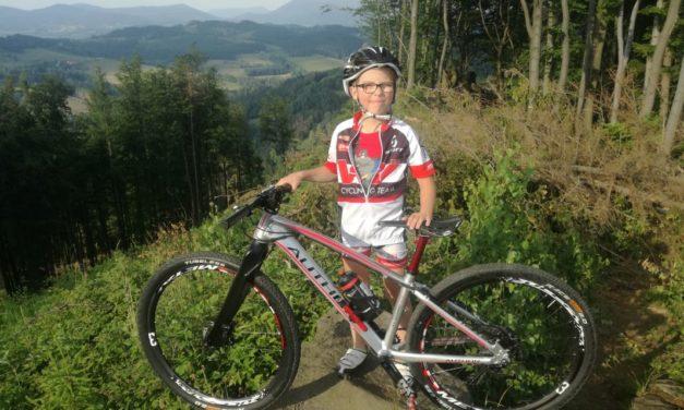 Honza Hába v 9 letech zdolal všech 50 vrcholů
