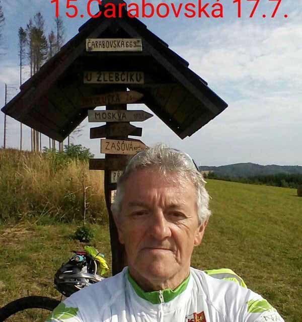 246. – 247. místo: Ivan ZÁHUMENSKÝ (Trenčín – SK)
