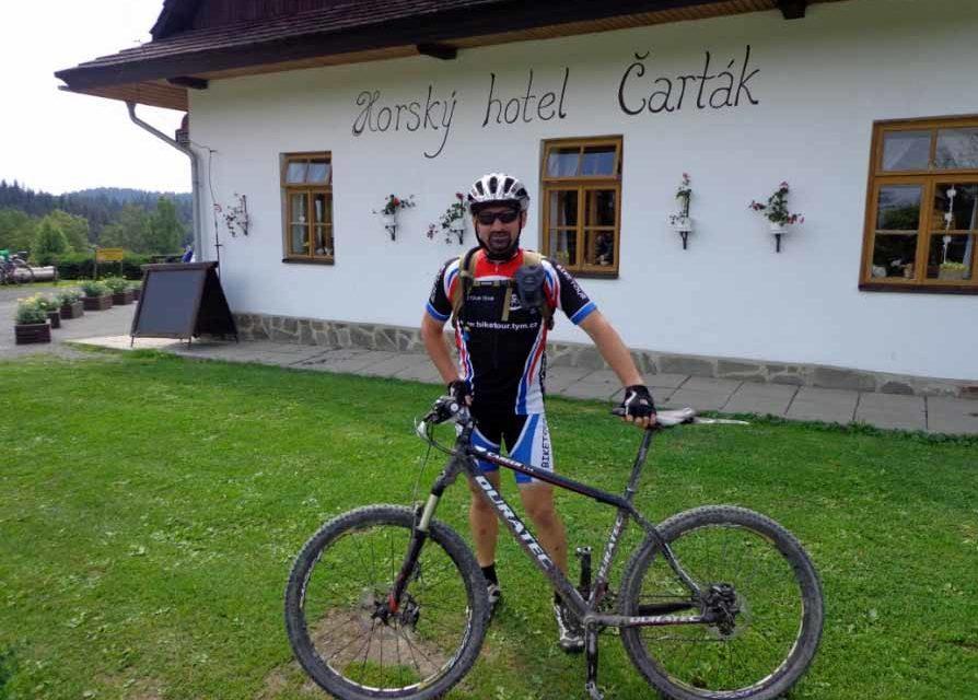 268. – 270. místo: Marek BĚLOTA (Horní Lideč)