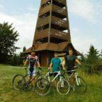 K držitelům se přidali tři bikeři z Hornolidečska