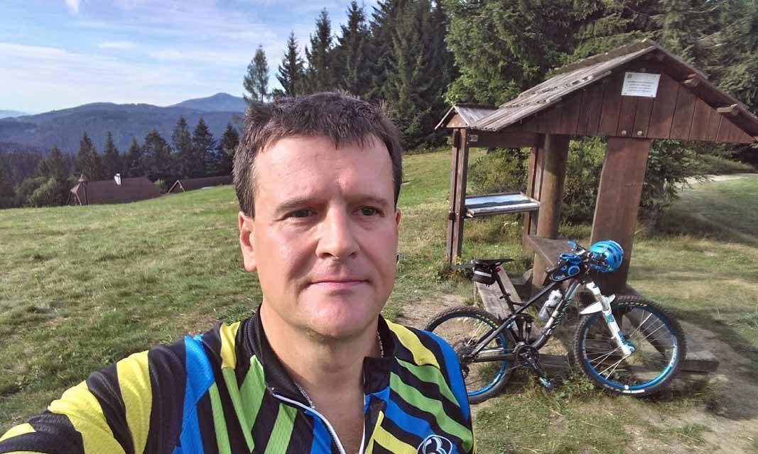 Petr Křenek se řadí k zasloužilým véčkařům