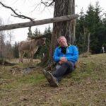 Libor Malý při zdolávání VKV ujel přes 1000 km