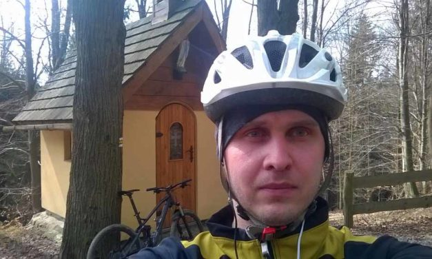 Pavel Řemeslníček letos ve VKV najel 1380 km