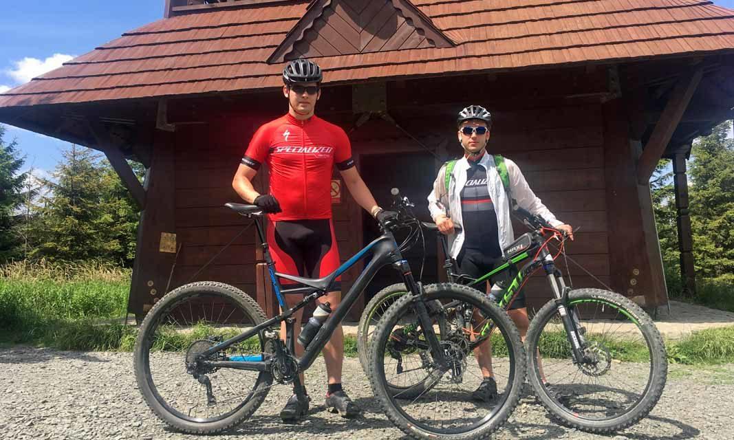 Petr Klemš a Augustin Zelenka zdolávali vrcholy spolu