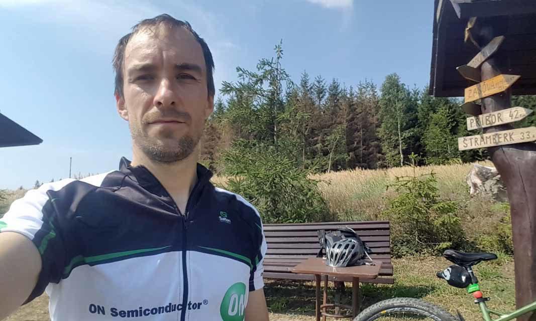 Jiří Kulhánek vyjezdil ve VKV peníze na charitu