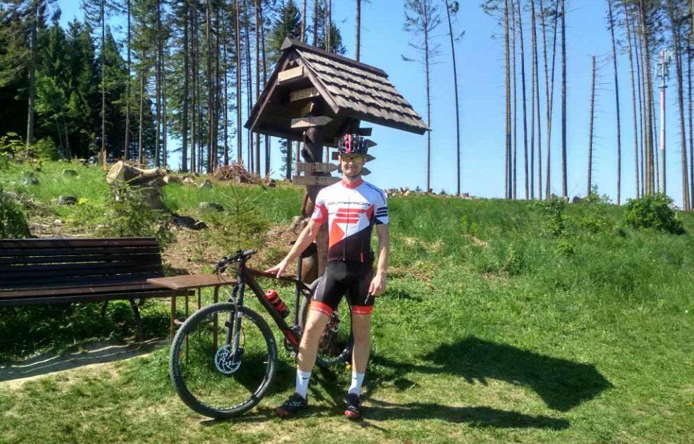 Petr Šimčík završil VKV hattrick
