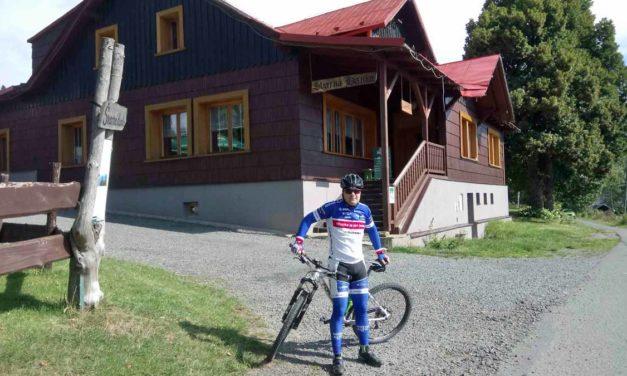Michal Vaigl má za sebou čtvrtou účast