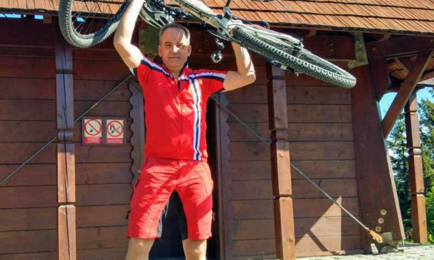 Rekord prolomen, 574. držitel je Martin Kazmíř!