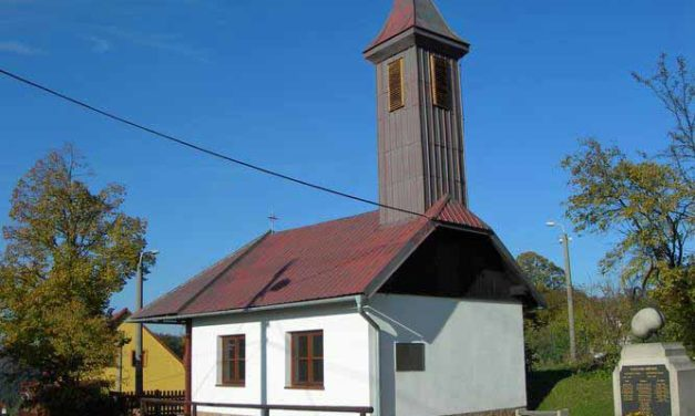 Kaple svatého Ducha Pulčín