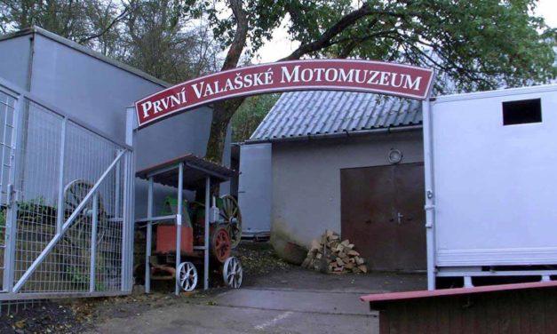 První valašské motomuzeum