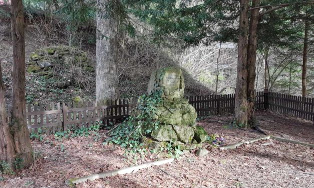 Partyzánský pomník Kychová