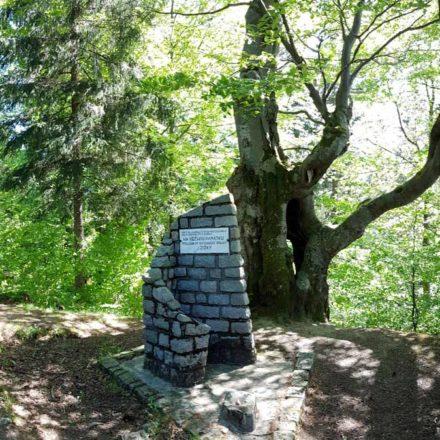 Partyzánský pomník Martiňák
