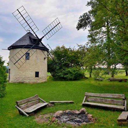Větrný mlýn Štípa
