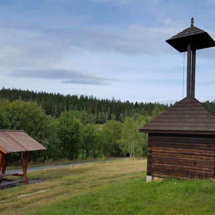 Zvonička Kyčery