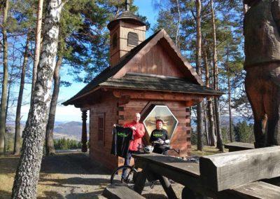 hubertova kaple