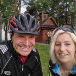 Hana Doležalová a Radek Kutěj zdolávali vrcholy společně