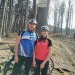Orságovi ve VKV potřetí spolu, Anička zvládla i juniorskou kategorii