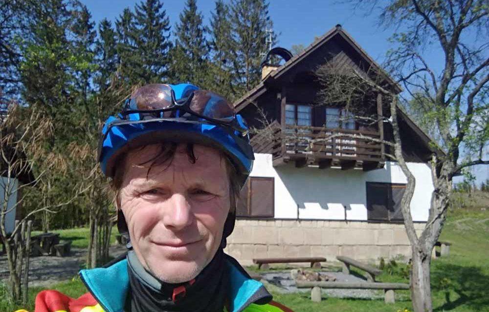 Vladimír Podzemný jezdil pro Nadaci Jonášek