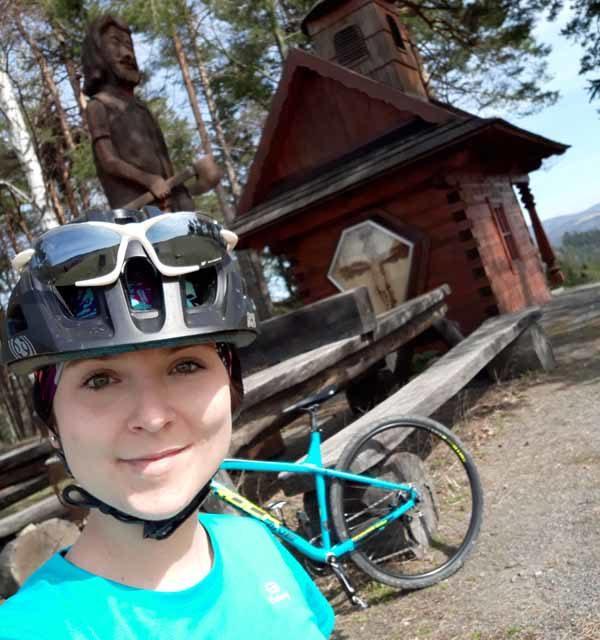 231. místo: Kamila JANIŠOVÁ (Lužná)