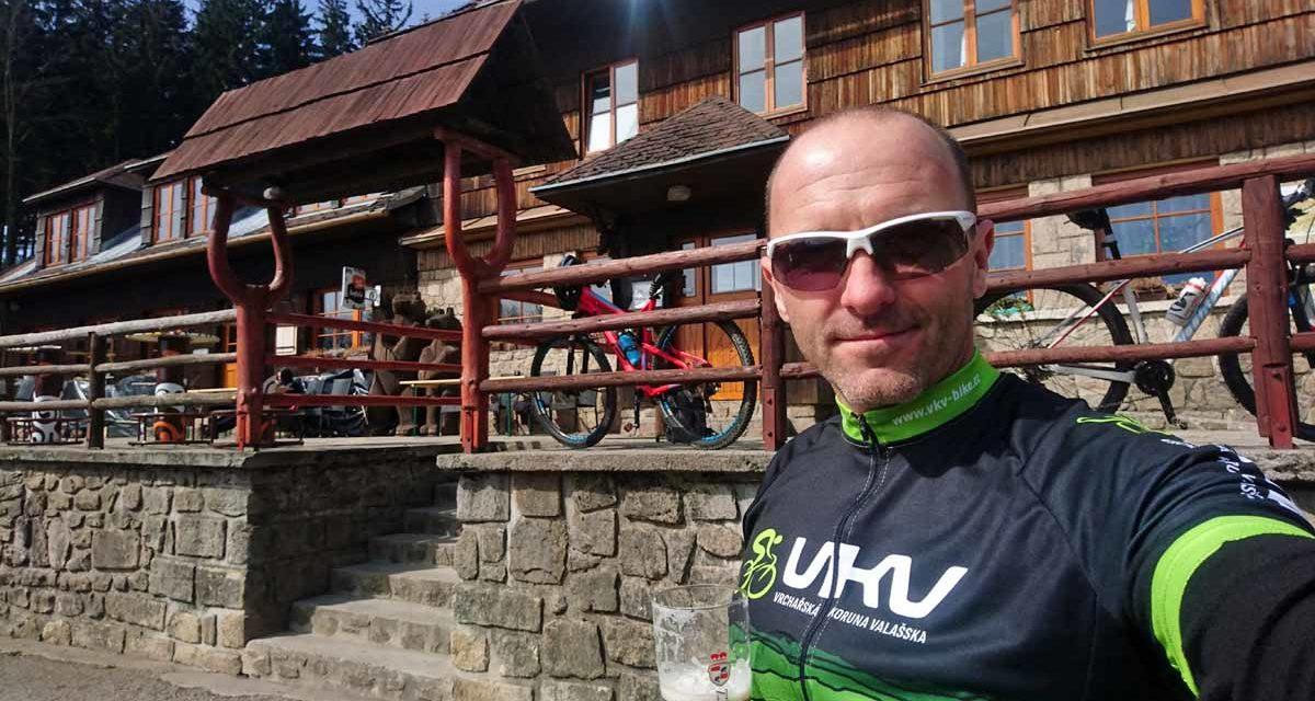 Rostislav Machů je šestinásobným držitelem VKV
