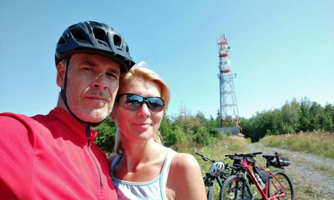 Manželé Mjartanovi poprvé vyzkoušeli VKV