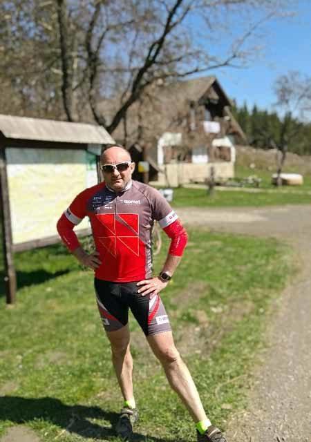 Mirek Bártek se mezi véčkaře zařadil již pošesté