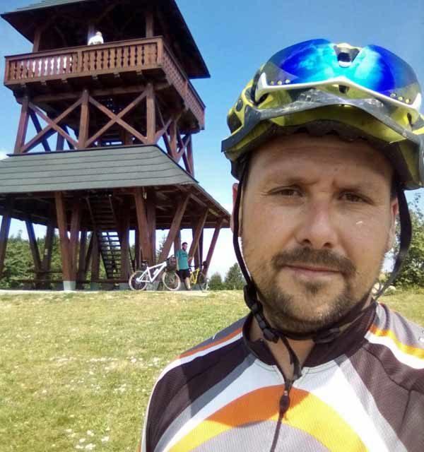 Tomáš Dittrich zdolal vrcholy bez přiblížení