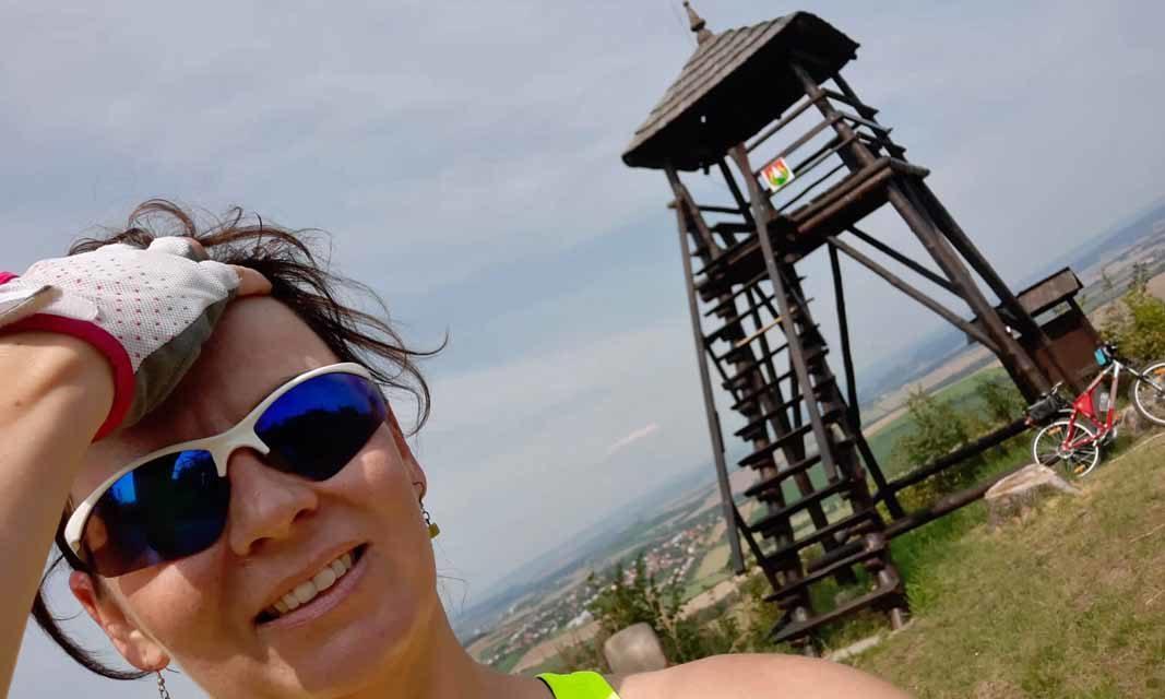 Lenka Ondryášová VKV jezdí i podporuje