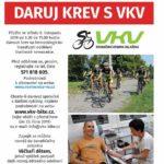 6. 11. 2019: Daruj krev s VKV