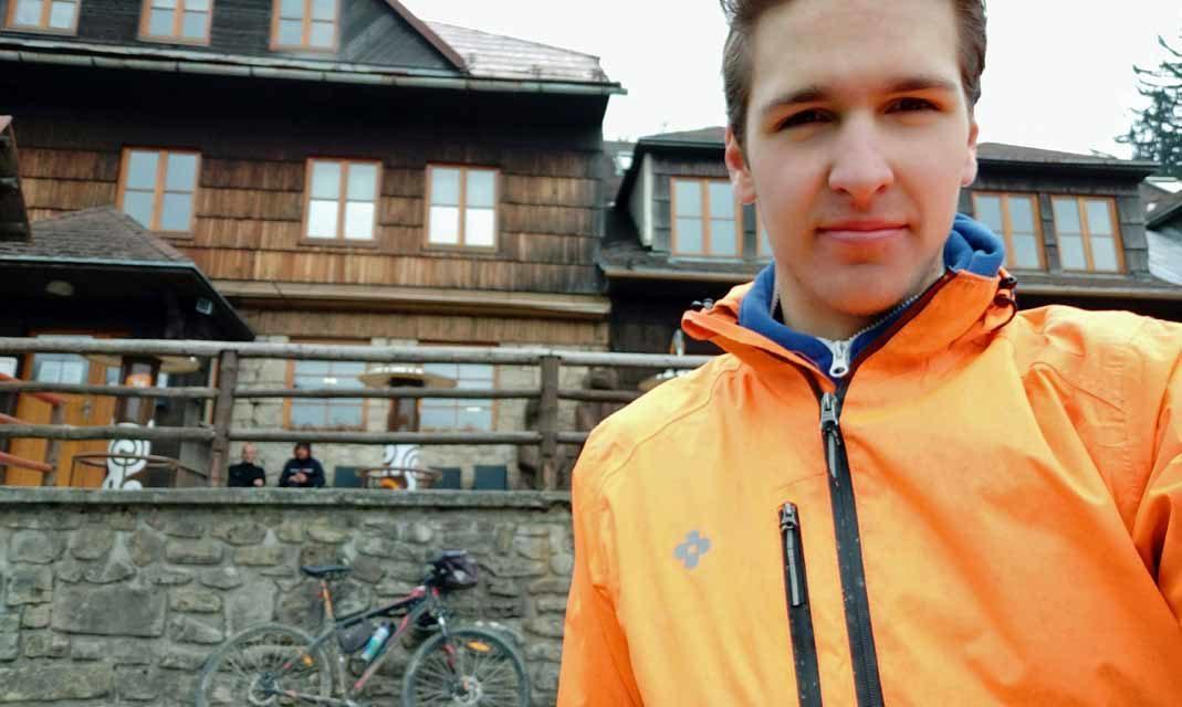 Pavel Jelínek zdolal 50 vrcholů