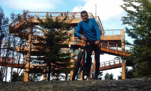 Na valašské kopce vyrazil i Pavel Kašpar
