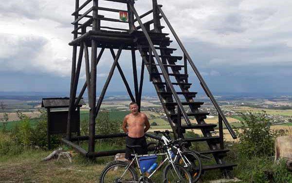 593. – 594. místo: Pavel BARGEL (Bystřička)