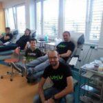2. 3. 2022: Daruj krev s VKV