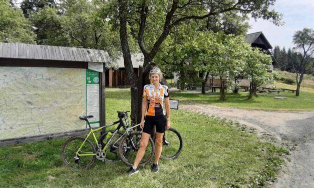 Monika Pavlicová zapsala druhou účast