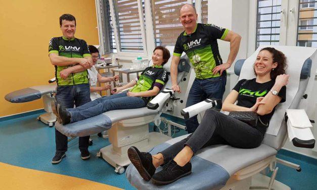 Koronavirus nekoronavirus – véčkaři darovali krev