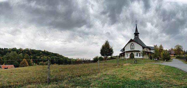 Kaple svatého Ducha Zubří