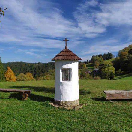 Kaplička Naděnka (Kaplička pod Kyčerou)