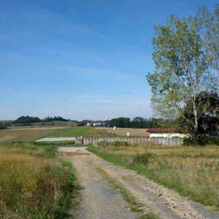 Letiště Hájky