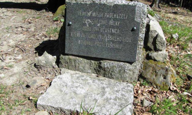 Vsacká Tanečnice – památník