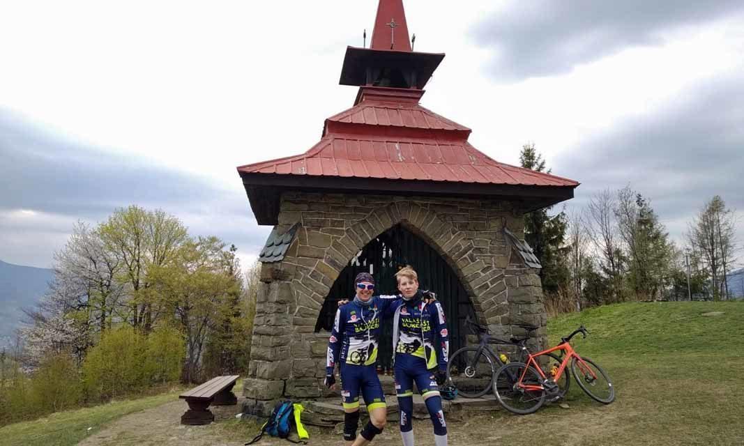 Metoděj a Antonín Liebelovi zdolali vrcholy pod 24 hodin!