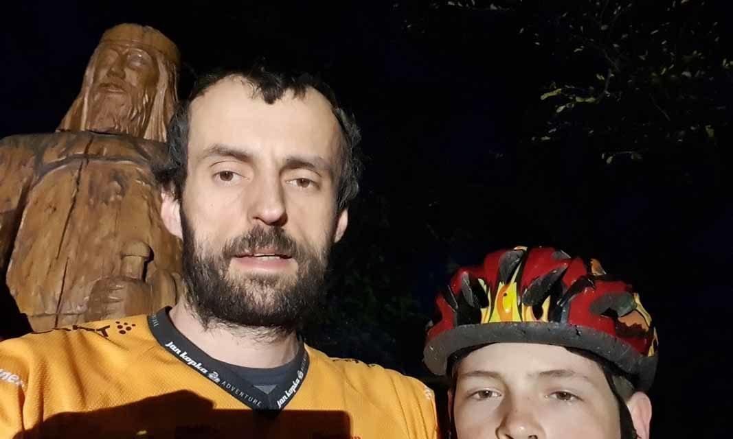 Patrik Chuchma si střihl 50 vrcholů